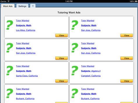 Tutor Jobs screenshot 7