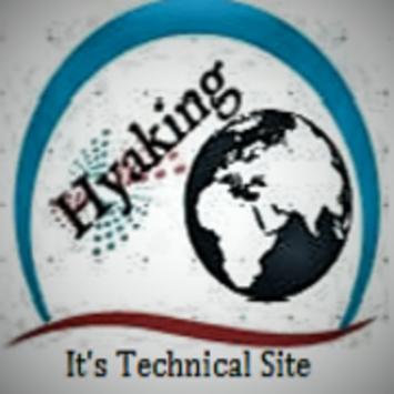 HyAkingTech poster