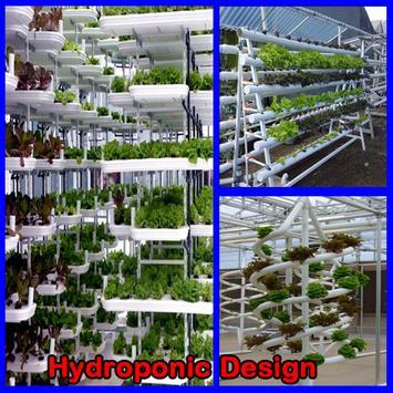 Hydroponic Design poster