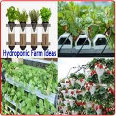 Hydroponic Farming Ideas icon