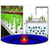 Hydroponic System Plans icon