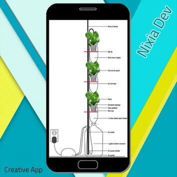 Hydroponics Design Ideas screenshot 1