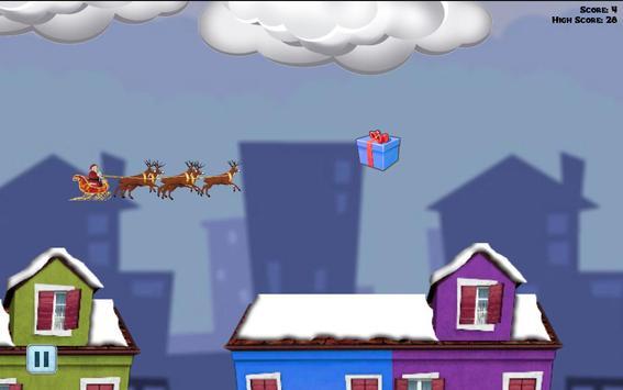 Save Christmas Deers (Flappy) apk screenshot