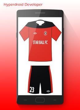 Soccer Jersey Ideas screenshot 4