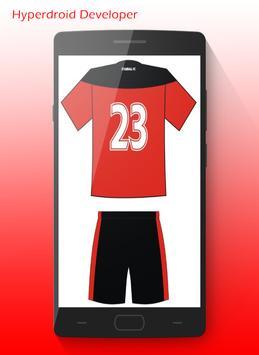 Soccer Jersey Ideas screenshot 5