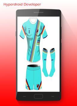 Soccer Jersey Ideas screenshot 7
