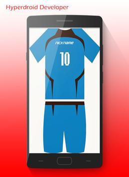 Soccer Jersey Ideas screenshot 2