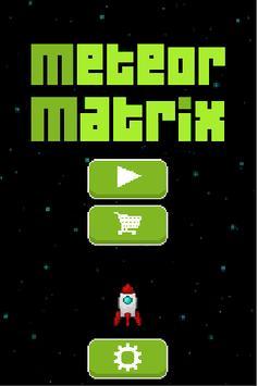 Meteor Matrix poster