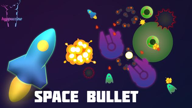 Space Bullet poster