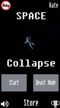 Space Collapse poster