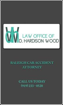 Law Office of D. Hardison Wood poster