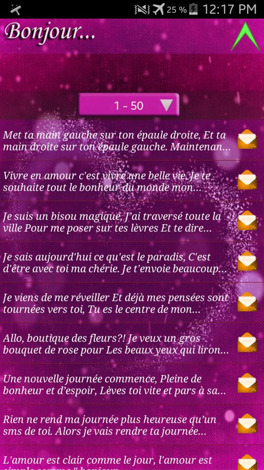 Petit Sms Damour Romantique For Android Apk Download