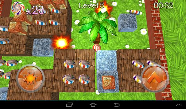 Candy Ball apk screenshot