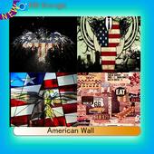 HD American Wallpaper icon