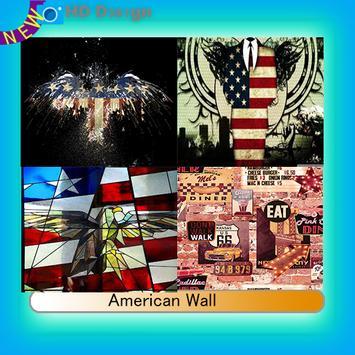 HD American Wallpaper poster