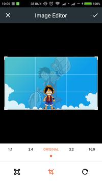 HD Monkey D. Luffy Wallpaper screenshot 1