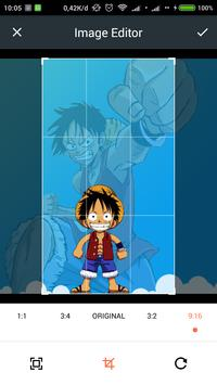 HD Monkey D. Luffy Wallpaper apk screenshot