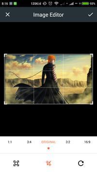 HD Bleach Wallpaper apk screenshot