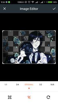 HD Kuroshitsuji (Black Butler) Wallpaper apk screenshot