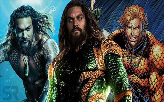 Aquaman 2018 Wallpapers For Android Apk Download