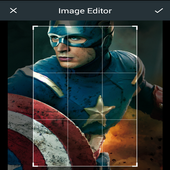 Captain America HD Wallpaper icon