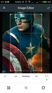 Captain America HD Wallpaper apk screenshot