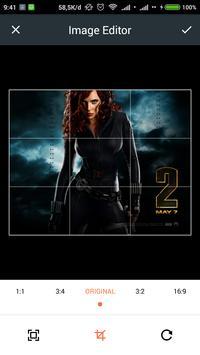 Black Widow HD Wallpaper screenshot 1