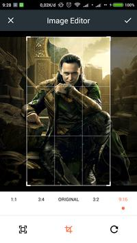 Loki HD Wallpaper screenshot 2
