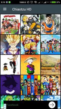 HD Chiaotzu Wallpaper poster