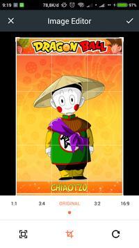 HD Chiaotzu Wallpaper screenshot 1