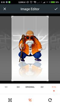 HD Master Roshi Wallpaper apk screenshot