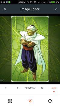 HD Piccolo Wallpaper apk screenshot