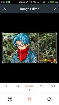 HD Trunks Wallpaper screenshot 1
