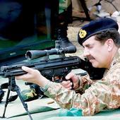 Operation Zarb e azb Pak Army icon