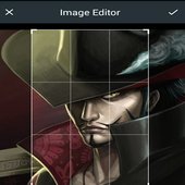 HD Dracule Mihawk Wallpaper icon