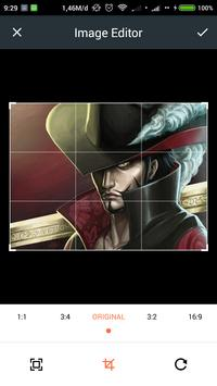 HD Dracule Mihawk Wallpaper apk screenshot