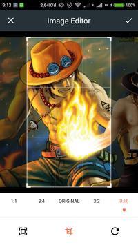 HD Portgas D. Ace Wallpaper apk screenshot