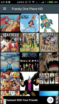Franky HD Wallpaper poster