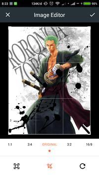 Roronoa Zoro HD poster