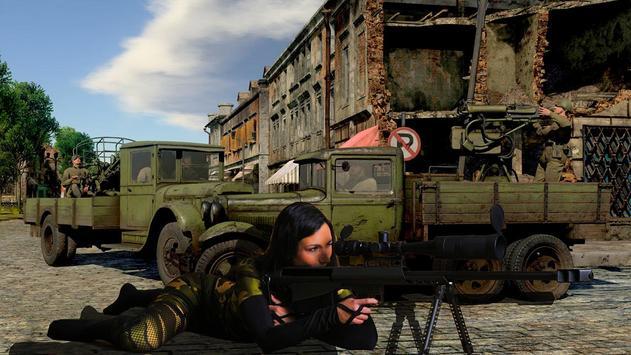 Sniper Frontline Assassin 2016 poster