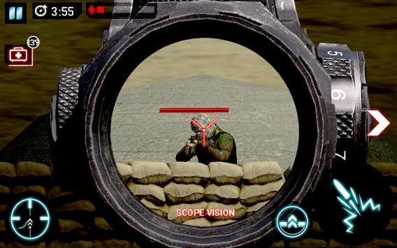 Sniper Frontline Assassin 2016 screenshot 11