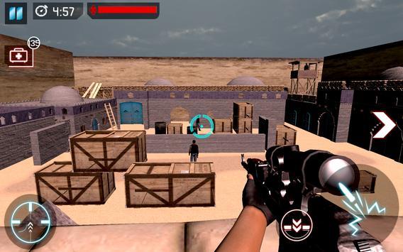 Sniper Frontline Assassin 2016 screenshot 2