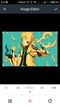 Naruto Uzumaki HD poster
