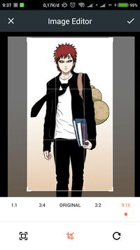 Gaara HD Wallpaper apk screenshot