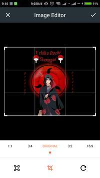 Itachi Uchiha HD Wallpaper apk screenshot