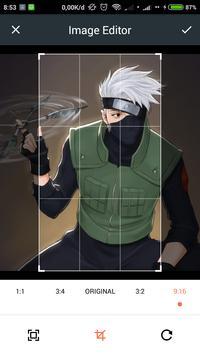 Kakashi Hatake HD screenshot 1