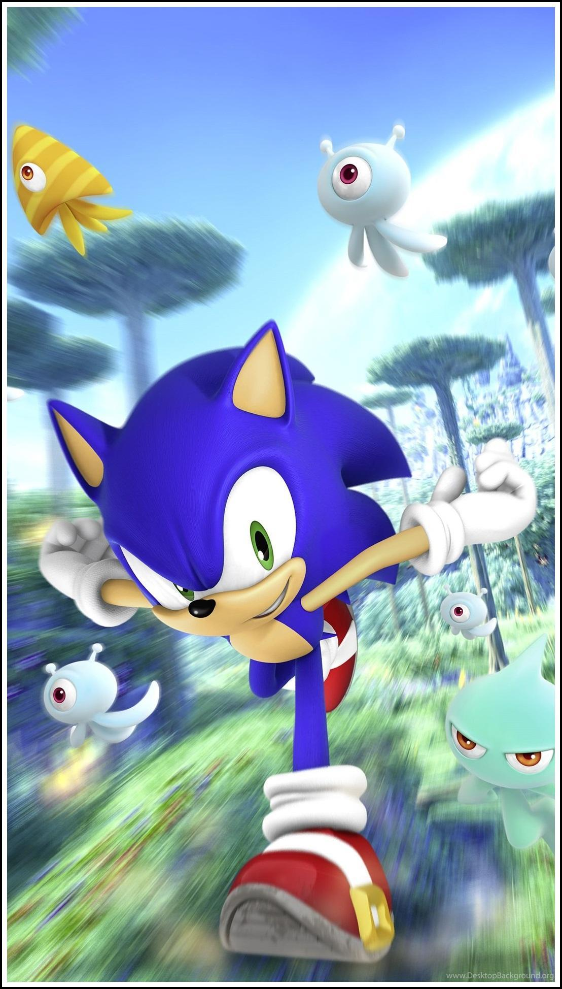 Hd Sonic Hedgehog Wallpapers For Android Apk Download