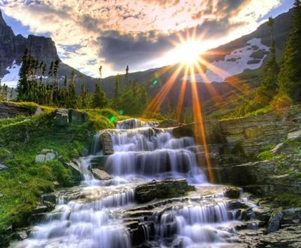 HD Waterfall Ideas apk screenshot