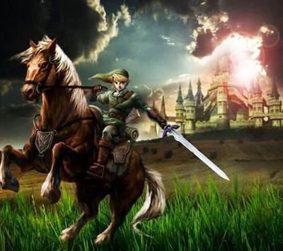 HD Wallpapers for Zelda Fans screenshot 1
