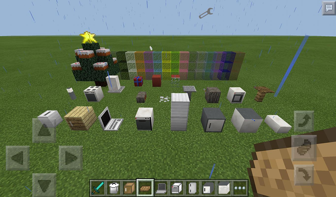 HD Muebles Mod para Minecraft PE for Android - APK Download